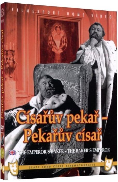 Císařův pekař - Pekařův císař - 2x DVD - digipack v šubru