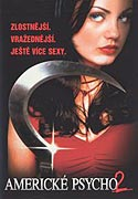 Americké psycho 2-  DVD plast