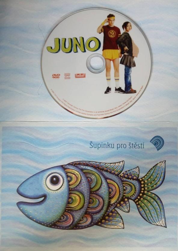 Juno (dárková obálka)