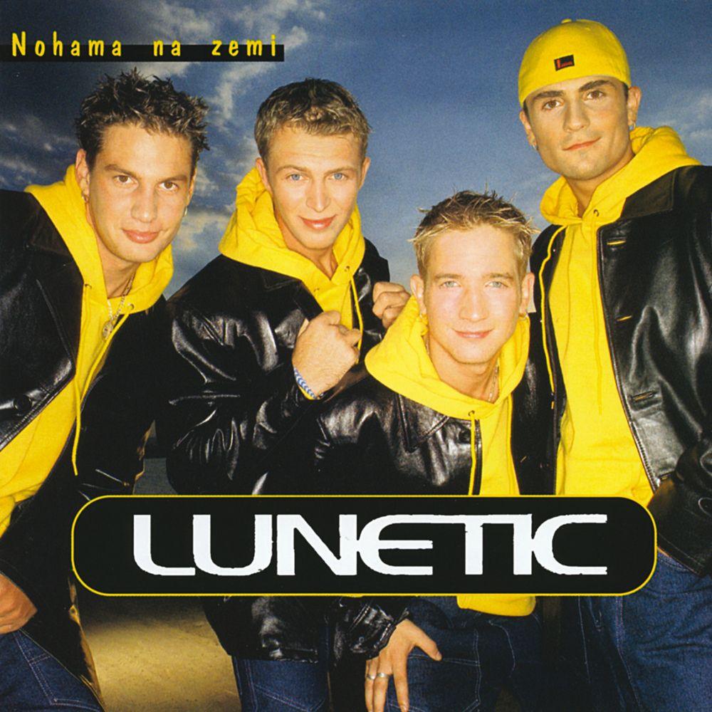 Lunetic: Nohama na zemi CD