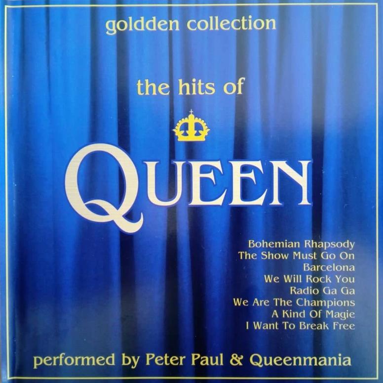 Queen - goldden collection CD