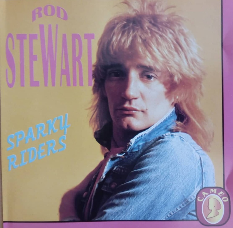 Rod Stewart: Sparky Riders CD