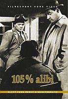 105 % alibi - DVD box