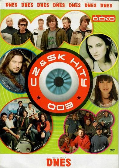 Óčko hity 003 DVD