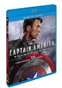 Captain America: První Avenger (2Blu-ray 3D+2D)