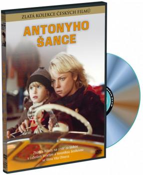 Antonyho šance ( plast ) - DVD
