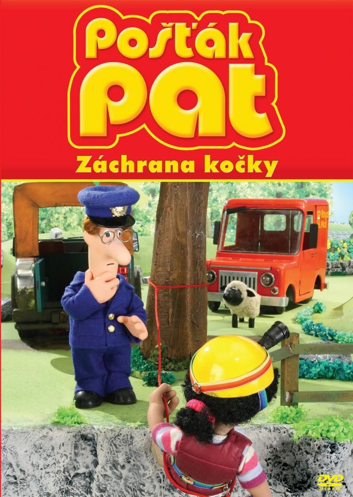 Pošťák Pat - Záchrana kočky - DVD
