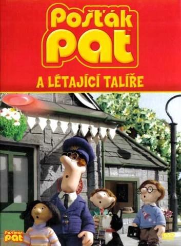 Pošťák Pat - A létající talíře - DVD digipack
