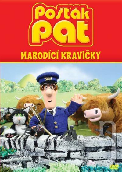 Pošťák Pat - Marodící kravičky - DVD plast