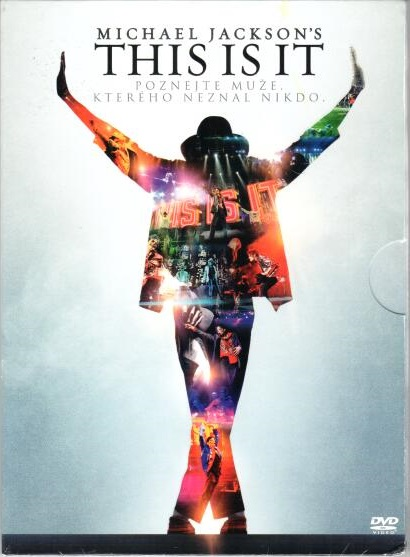 Michael Jackson´s This Is It - DVD digipack