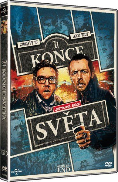 U Konce světa - DVD plast