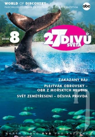 27 divů světa - disk 8 - DVD