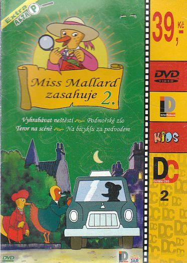 Miss Mallard zasahuje 2. - DVD