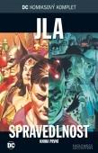 DC komiksový komplet - JLA - Spravedlnost - kniha první