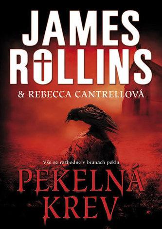 Pekelná krev - James Rollins