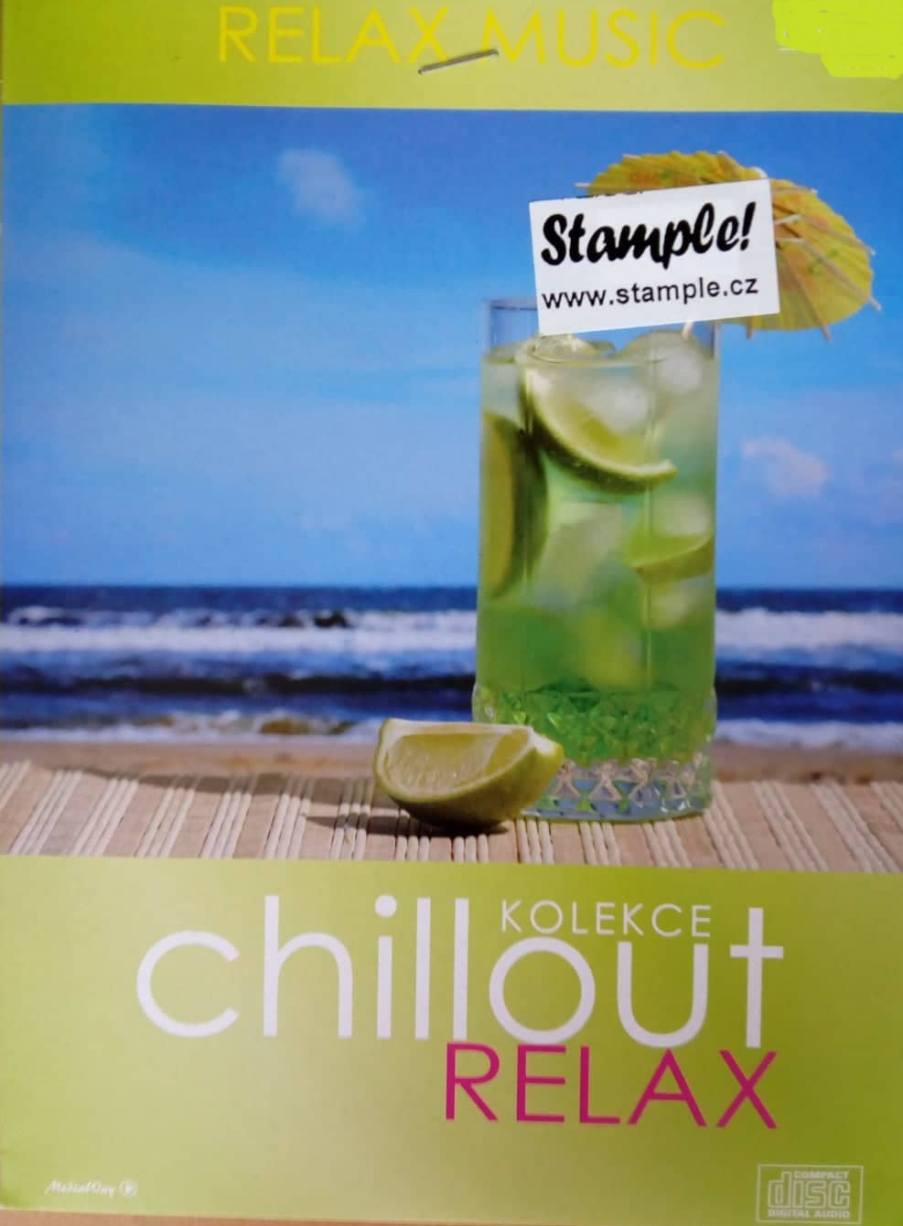 Chillout meditace - relax music CD