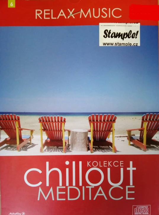 Chillout relax - relax music CD