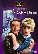 Komisař Clouseau na stopě - DVD plast