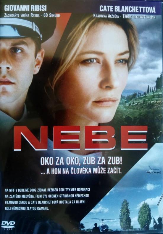 Nebe DVD
