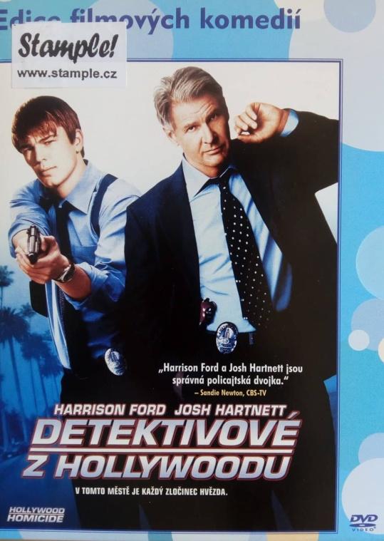 Detektivové z Hollyvoodu DVD