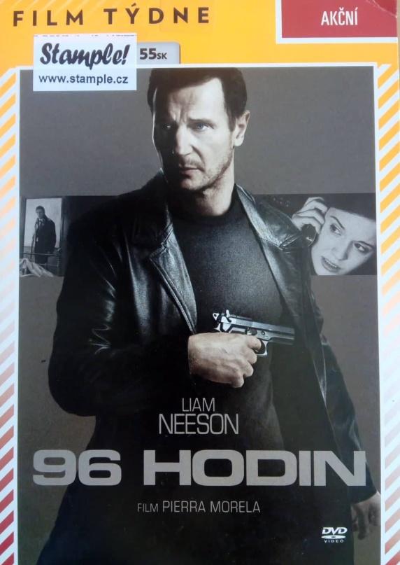 96 Hodin DVD