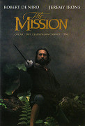The Mission DVD plast
