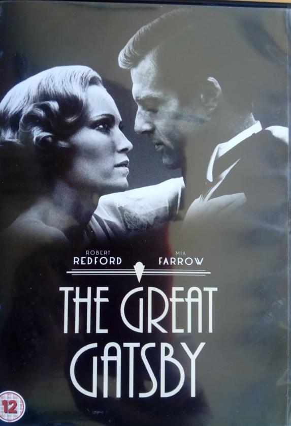 The Great Gatsby DVD (původní znění)