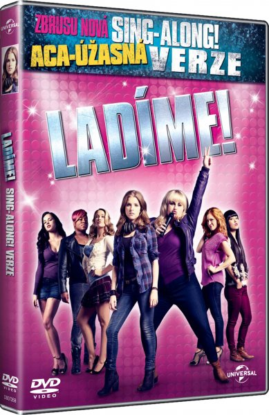 Ladíme! - DVD plast