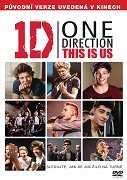 One Direction: This Is Us - DVD plast