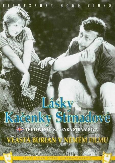 Lásky Kačenky Strnadové DVD Box