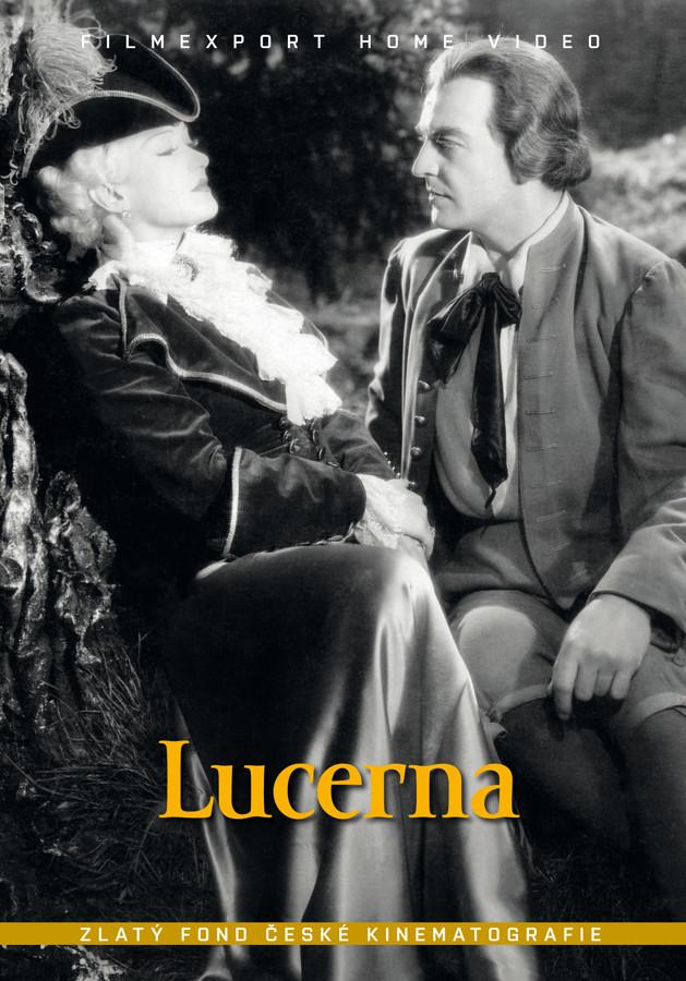 Lucerna DVD Box