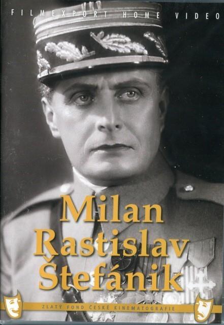 Milan Rastislav Štefánik DVD Box