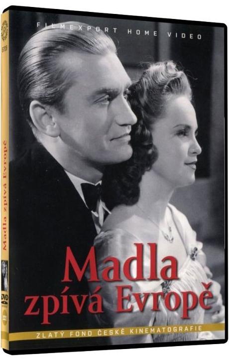 Madla zpívá Evropě DVD Box