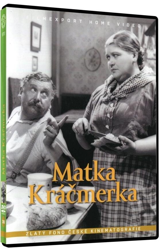 Matka Kráčmerka DVD Box