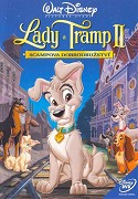 Lady a Tramp II. - scampova dobrodružství DVD