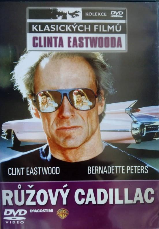 Růžový cadillac DVD (původní znění cz titulky)