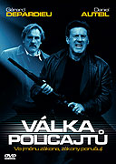 Válka policajtů DVD - ( plast ) - DVD