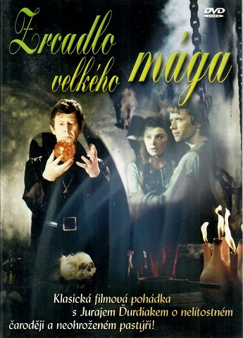 Zrcadlo velkého mága ( Plast ) DVD