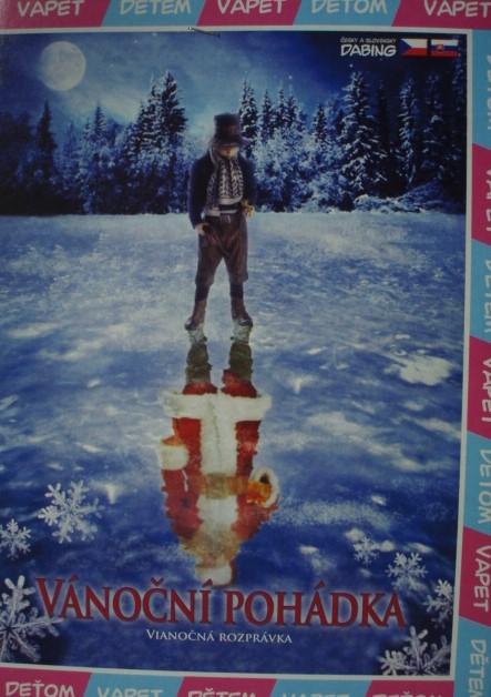 Vánoční pohádka DVD
