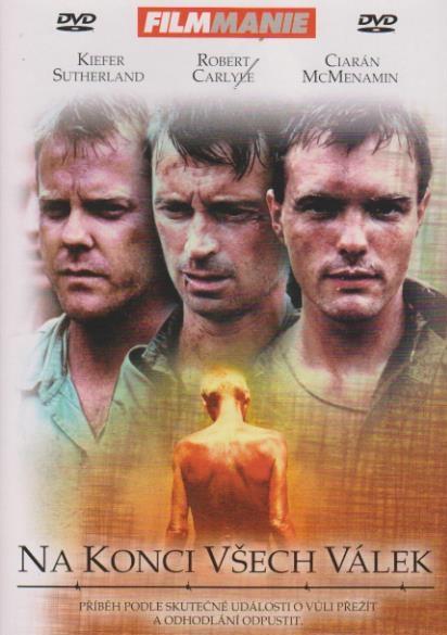 Na konci všech válek - DVD
