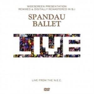 Spandau Ballet DVD