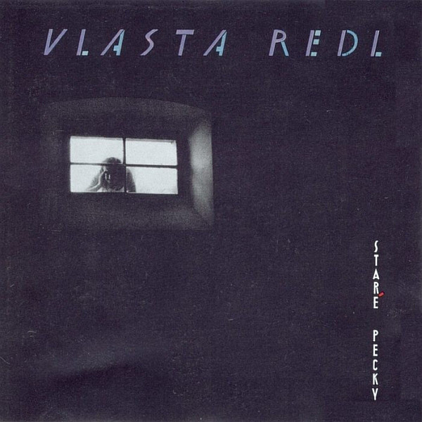 Vlasta Redl: Staré Pecky CD - pošetka