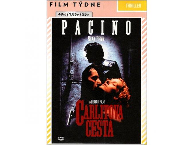 Carlitova cesta -  DVD pošetka