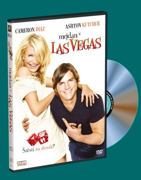 Mejdan v Las Vegas - DVD plast