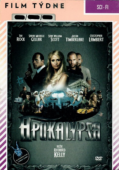 Apokalypsa ( papírový obal ) - DVD