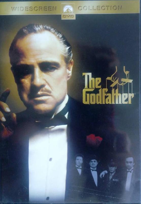 The Godfather /Kmotr (původní znění) DVD