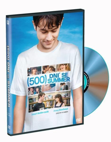 500 dní se Summer - DVD plast