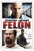 Felon / Zločinec DVD