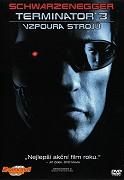 Terminator 3: Vzpoura strojů - 2.disková verze ( plast ) DVD