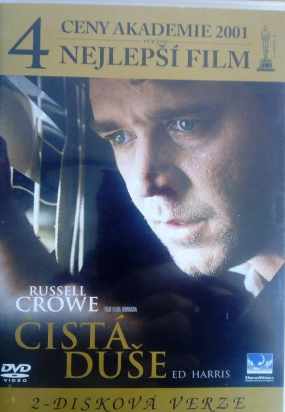 Čistá duše - 2disková verze DVD
